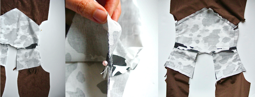To show how to Sew Lining Cowboy Vest DIY