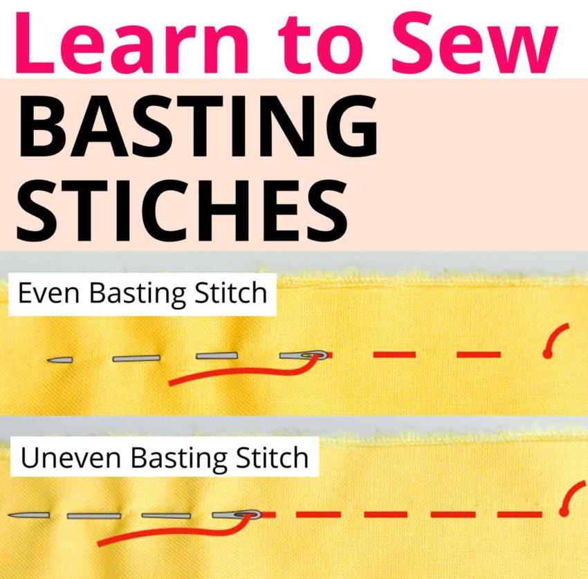 Basting Stitch Featured Image