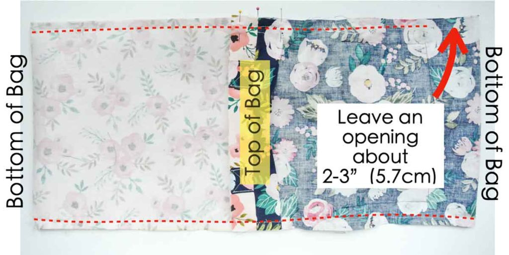 How to Make Reversible Tote