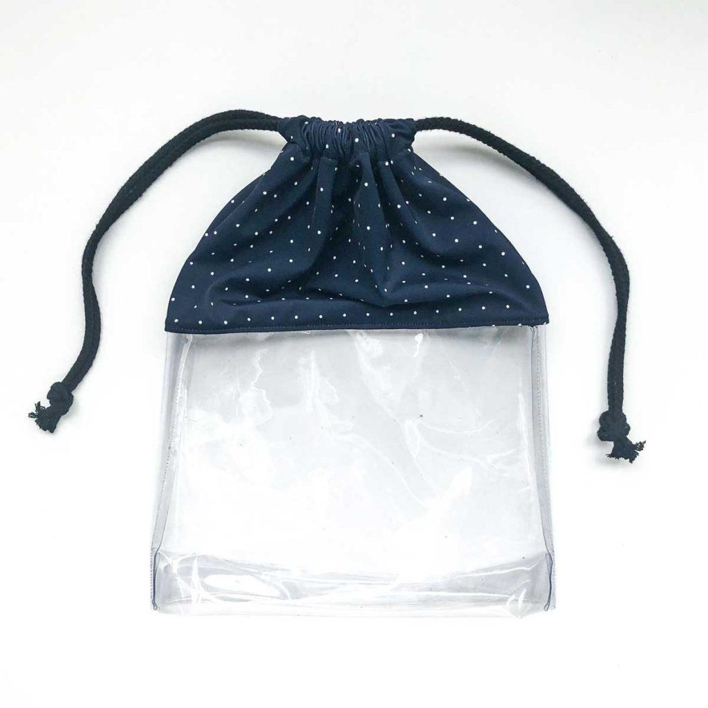 How to Make Drawstring Shoe Dust Bag
